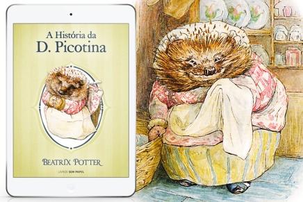 Conheça a D. Picotina, uma lavadeira como já não há, nem nuncahouve…