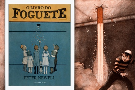 O clássico de Peter Newell chegou ao digital emportuguês
