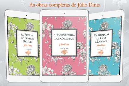 Obras completas de JúlioDinis